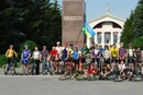 Днепропетровские велосипедисты