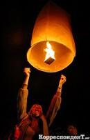 Люберцы, 30 июня в 22:30 первый пробный массовый запуск небесных фонариков!