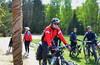 Беловежская пуща на первые майские праздники
