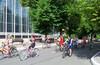 Леди на велосипеде 2016