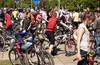День 1000 велосипедистов 2014