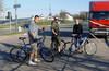 Тушино - велотрек в Крылатском