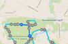 пара больших кругов. 30 км. ср~24
