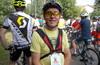 """Благотворительный велопробег """"Спорт во благо"""" в поддержку детей с синдромом Дауна"""