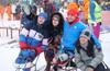"""Благотворительная лыжная гонка """"СПОРТ ВО БЛАГО"""" 2015 в Битце"""