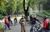 Доставочная на Московский Велопарад в День Города