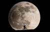 Катушка до Луны и обратно