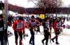 Московская лыжня 2016