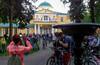 Юбилейная X Московская Велоночь