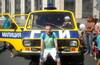 Выставка ретро-автобусов