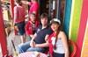 Самодоставочная из ЮАО на ВелоПарад «Леди на Велосипеде»