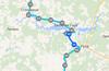 Субботний велооленинг к оленям. ПВД1Д Волоколамск-Руза-Можайск