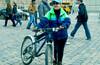 День велосипедиста в России!