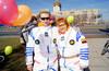 Космический велопробег 2014