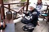 Тур де шнабс - чай в Покре.