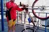 Велосипедом з роботи