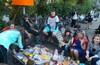 Легендарное эпическо-феерическое четверговое чаепитие в ЦПКиО