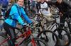 Едем на открытие велосезона с велоклубом 32 спицы