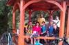 Кузьминский парк - вялоспортивная