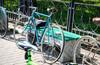 Показ велотехники СССР
