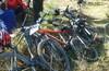 """Велозаезд на праздник-слёт """"Закрытие велосезона 2013 велоклуба КАРАВАН"""