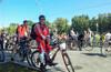 Велопробег и Велодень в ТРЦ СпортEX