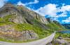 Норвегия-Лофотенские острова-Велосипедная