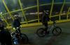 Велопрогулка #1 (29 января, пятница)