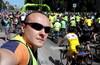 Торжественный парад - юбилейный велодень
