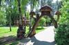 Медленная отдыхательная с.Тайнинское-парк и набережная в Мытищах