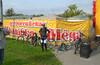 В парк  Коломенское на ярмарку меда, и яблоками  возвращаемся на Борис.пруды играть в волейбол!!!