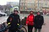 Праздничный бульварный велооленинг