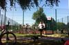 Волейбол на Борисовских прудах
