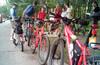 """Встреча велосипедистов """"Велосипедом на работу""""!"""
