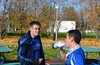 Футбол, бадминтон и др. на Борисовских