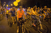 Доставочная ЗАО на Ночной Велопарад