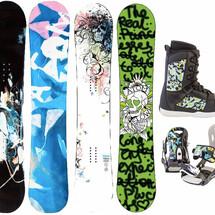 Сноуборд-комплект