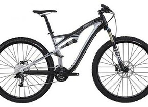 Велосипед Specialized Camber Comp Carbon 29