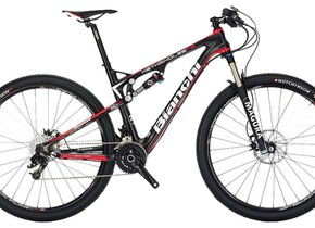 Велосипед Bianchi Methanol 29 FS 29.2