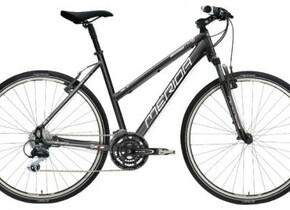 Велосипед Merida Crossway 100-V Lady