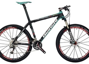 Велосипед Bianchi Methanol SL2 Team Replica Red Metal 1 XL