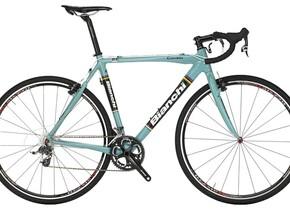 Велосипед Bianchi Cavaria Ciclocross Sram Force