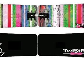 Сноуборд F2 Twistboard Glam