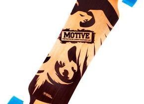 Скейт Never Summer Motive