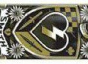 Скейт Mystery Ryan Smith Dynasty Gold