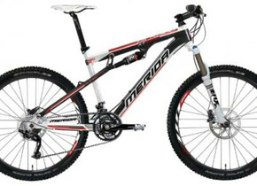Велосипед Merida Ninety-Six CF XT-D