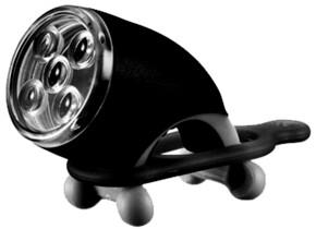 ФонариInfini I-202 Black