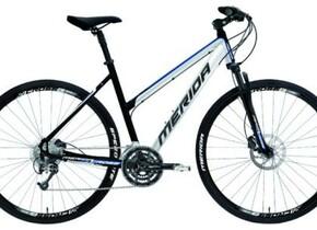 Велосипед Merida Crossway TFS 500-D Lady