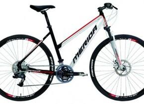 Велосипед Merida Crossway TFS 600-D Lady