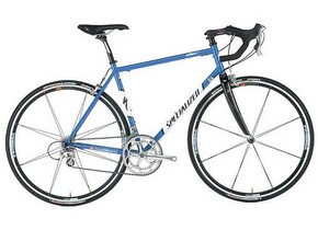 Велосипед Specialized Allez Comp Cr-Mo Double